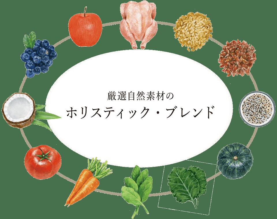 """""""ホリスティック・ブレンド""""製法"""