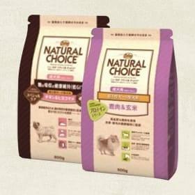ナチュラル チョイス™<Dog> 新製品に関するプレスリリース
